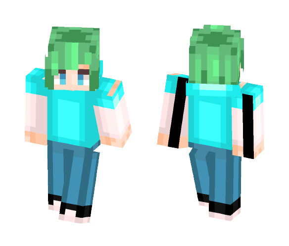 He's bootiful ~Request~ - Male Minecraft Skins - image 1
