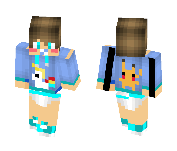 download skins baby minecraft pe