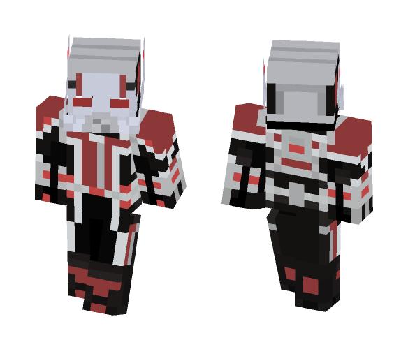 Ant-Man (2015) - Comics Minecraft Skins - image 1