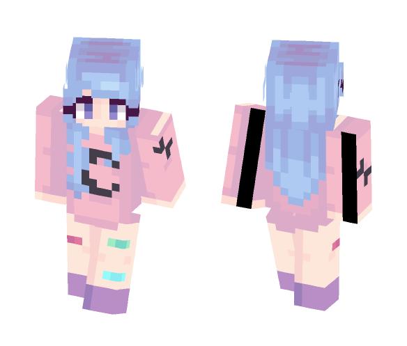 st × galactical - Female Minecraft Skins - image 1