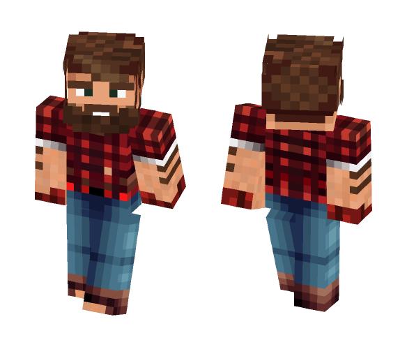 Minecraft Skins: Download Lumberjack Minecraft Skin For Free