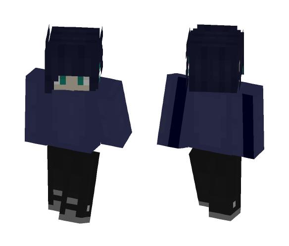 Ꮄont Ꮧsk - Interchangeable Minecraft Skins - image 1