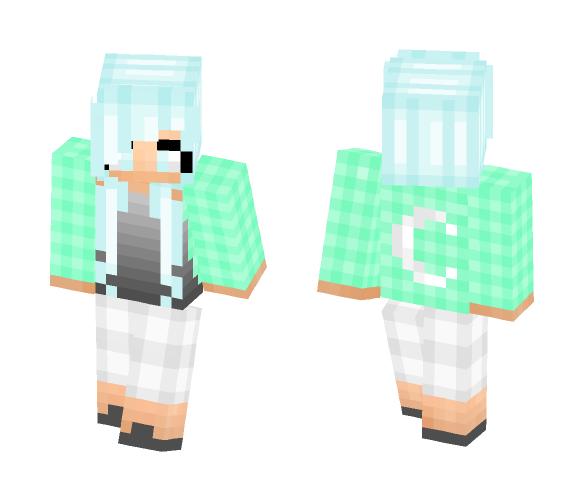 Plaid - Female Minecraft Skins - image 1