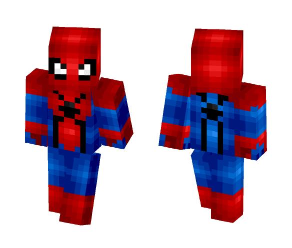 Minecraft Skins: Download Amazing Spiderman Minecraft Skin For Free