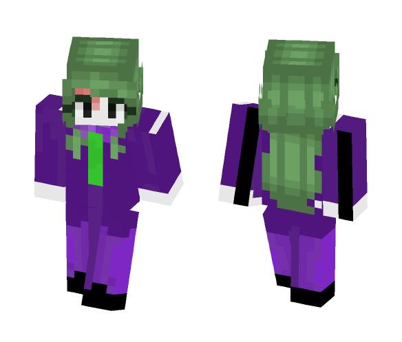 Gracee - Joker Junior - Male Minecraft Skins - image 1
