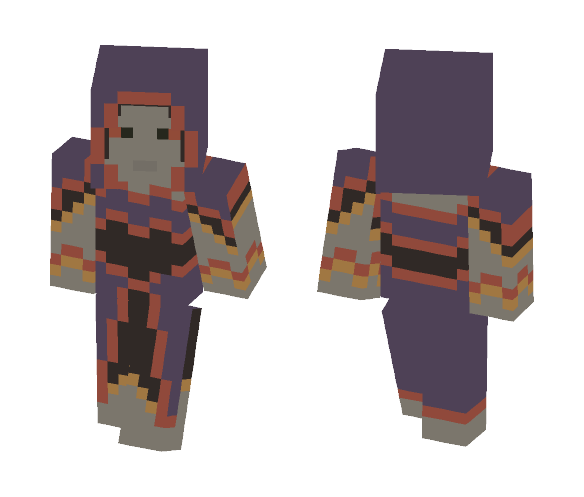 18th Mage - Female Minecraft Skins - image 1