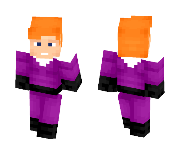 Don Allen - Male Minecraft Skins - image 1