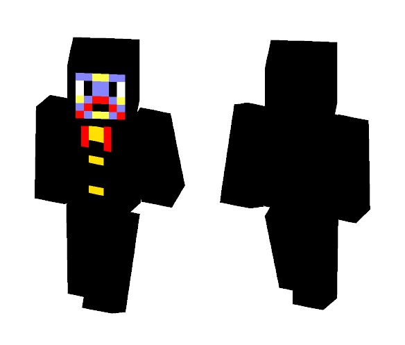 Download Tony the clock Minecraft Skin for Free  SuperMinecraftSkins
