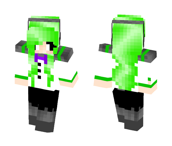Human Tangle - Female Minecraft Skins - image 1