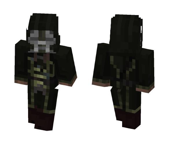 Corvo Attano Dishonored - Male Minecraft Skins - image 1