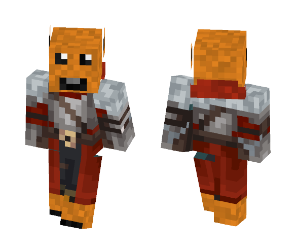 bulldoggames1 knight 1 - Male Minecraft Skins - image 1