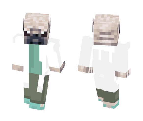 Doc. Puga - Male Minecraft Skins - image 1