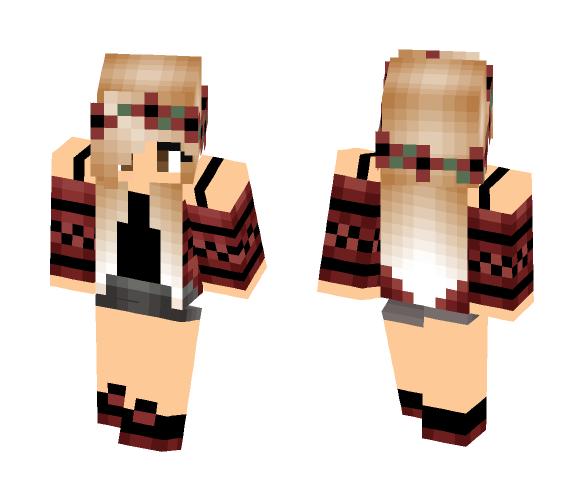 Lilith 1 - Female Minecraft Skins - image 1