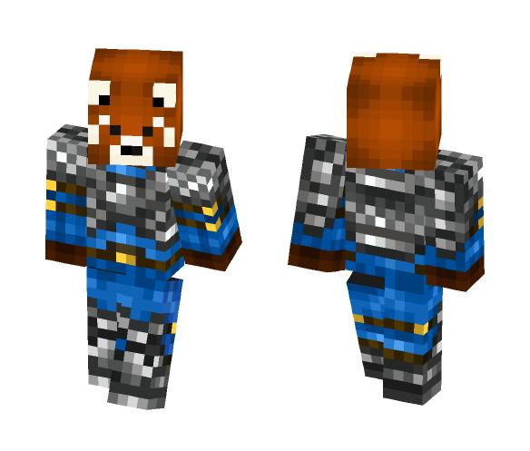 get cool red panda minecraft skin for free superminecraftskins