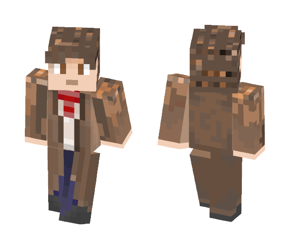 The 10th Doctor [1.8+] - Male Minecraft Skins - image 1