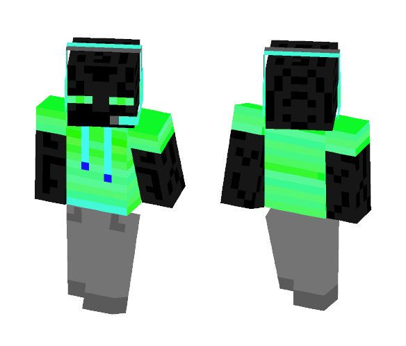 Download Cool Enderman Minecraft Skin For Free