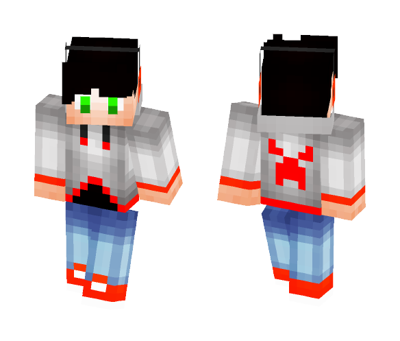 Jake - Male Minecraft Skins - image 1