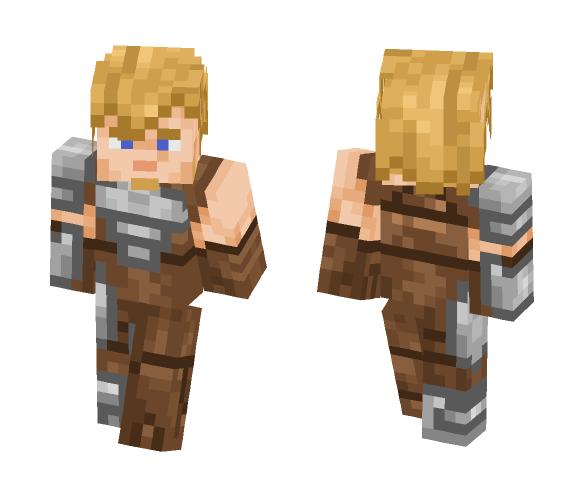 Warrior - Male Minecraft Skins - image 1