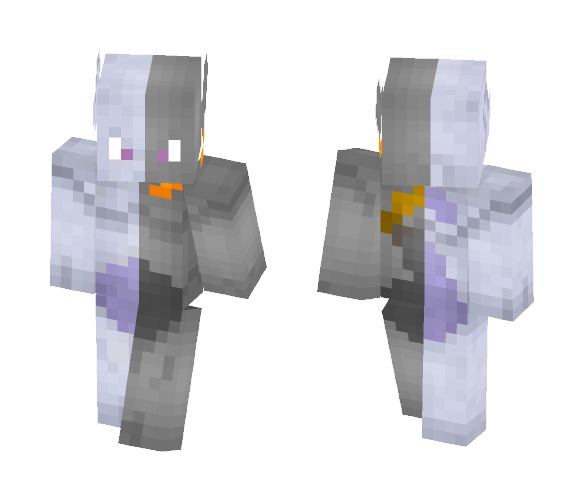 Dual Mewtwos - Other Minecraft Skins - image 1