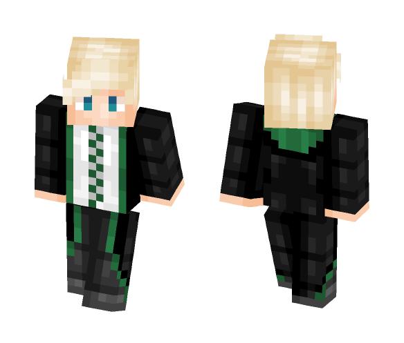 Draco Malfoy - Male Minecraft Skins - image 1