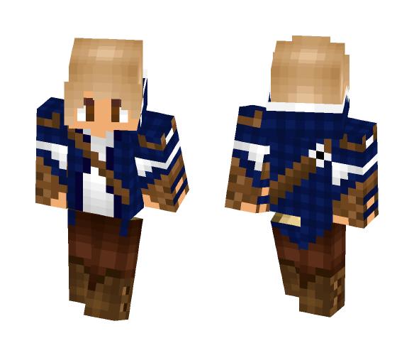 Blonde Archer - Male Minecraft Skins - image 1