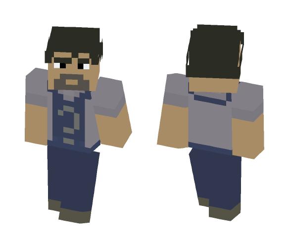 Crafting Tutor - Male Minecraft Skins - image 1