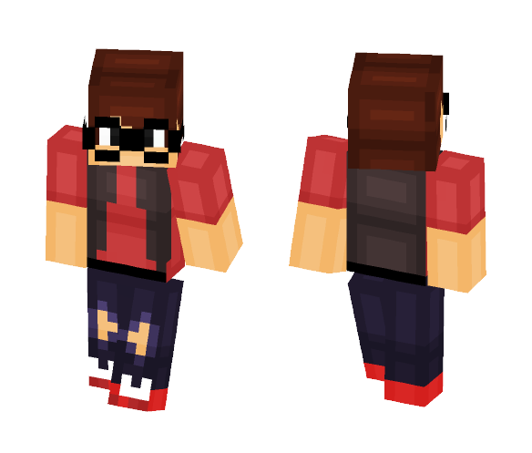 Kaden ✦ KaveriSkins - Male Minecraft Skins - image 1