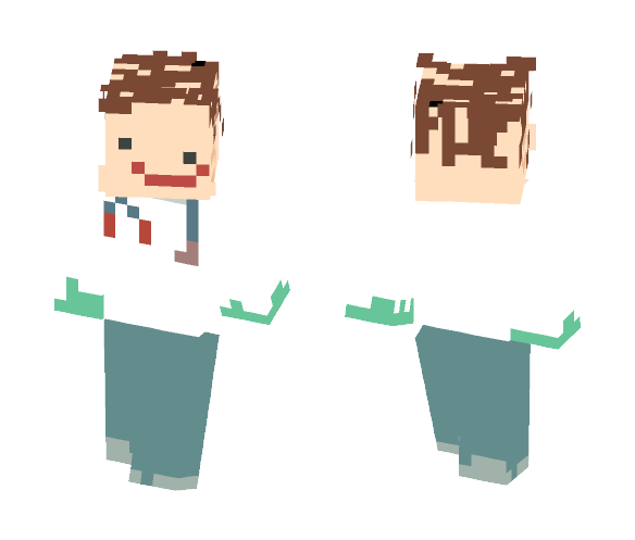 Always trust da doc - Interchangeable Minecraft Skins - image 1