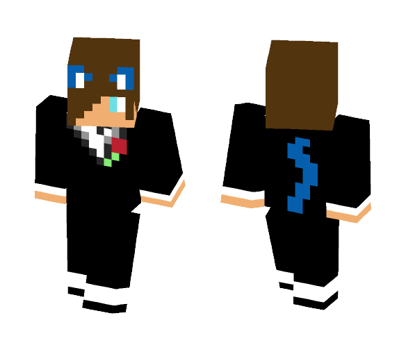Meif'wa tuxedo - Male Minecraft Skins - image 1