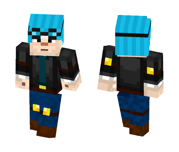 Download Dantdm Minecraft Story Mode Ep 6 Minecraft Skin For