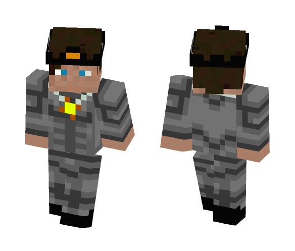 Solar Prince - Male Minecraft Skins - image 1