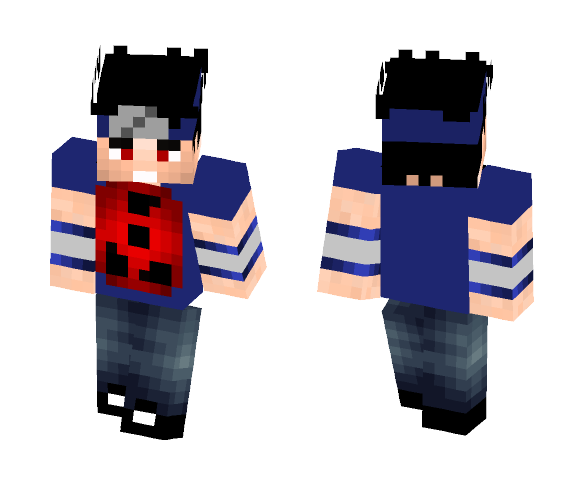 my skin private special 0 subs :v - Male Minecraft Skins - image 1