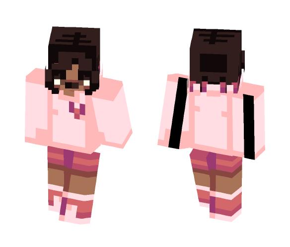 Medea + what im working on - Female Minecraft Skins - image 1