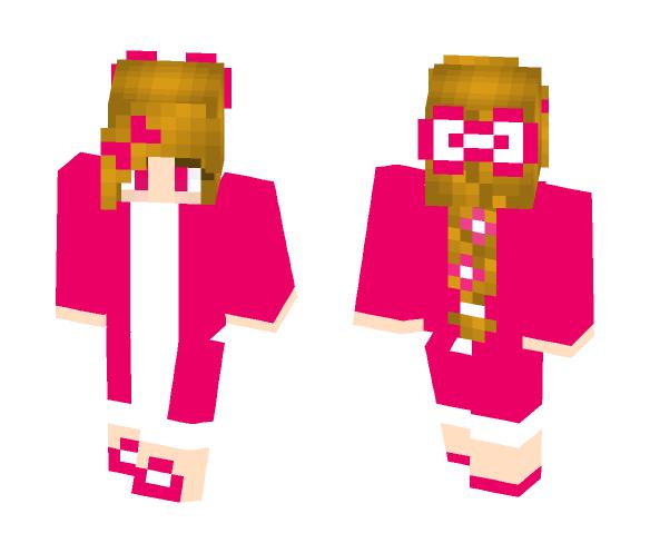 Elegant Lady - Female Minecraft Skins - image 1