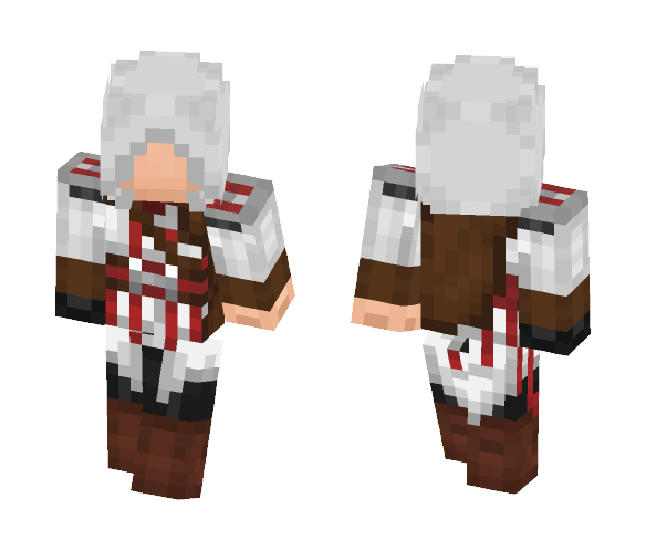 Download Ezio Auditore Assassin S Creed Minecraft Skin For Free