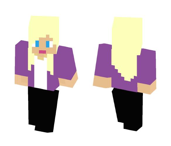 Hannah Montana - Female Minecraft Skins - image 1