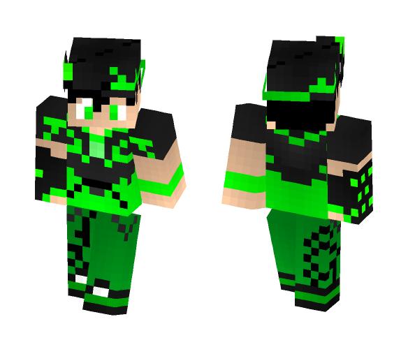 BoBoiBoy Thorn - Comics Minecraft Skins - image 1