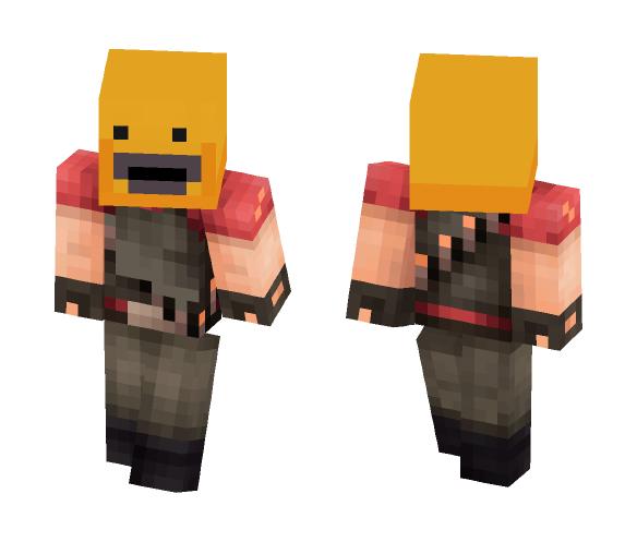 Download Tf2 Pootis Hoovy Minecraft Skin For Free Superminecraftskins