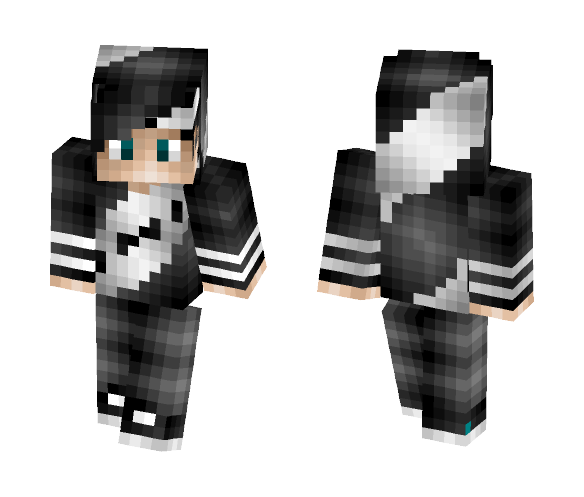 Download Kyzer PvP Skin (For Gfx) Minecraft Skin for Free