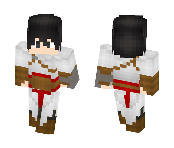 Download Requested Assassin S Creed Minecraft Skin For Free
