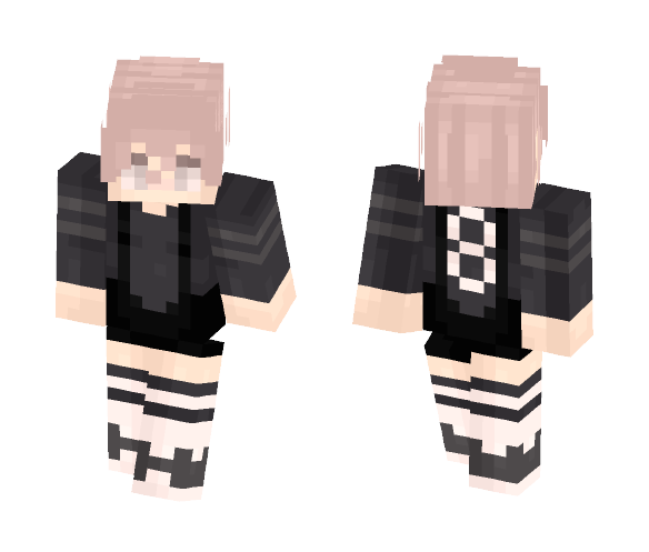 Laughing and Not Being Normal - Male Minecraft Skins - image 1