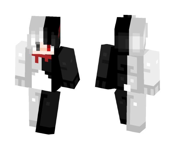 MonoKuma - Male Minecraft Skins - image 1