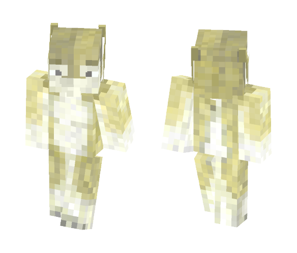 Sergal - Male Minecraft Skins - image 1