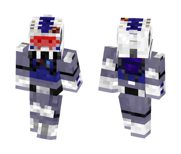 Razor Squadron Clone Pilot - Male Minecraft Skins - image 1