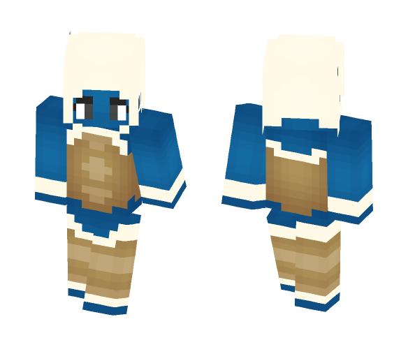 Female Osamodas from Wakfu - Female Minecraft Skins - image 1