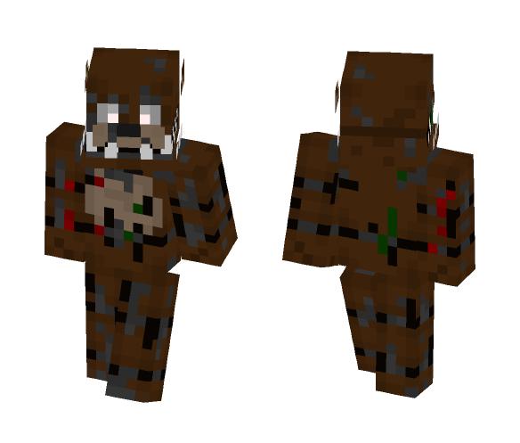 Download Nightmare Freddy Fnaf 4 Minecraft Skin For Free