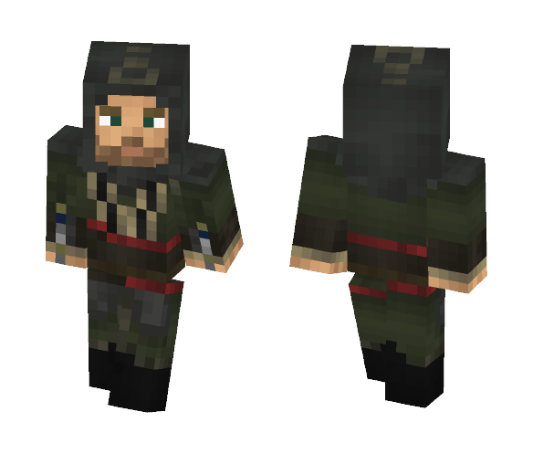 Download Aguilar Assassin S Creed Movie Minecraft Skin For Free