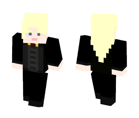 Lucius Malfoy - Male Minecraft Skins - image 1