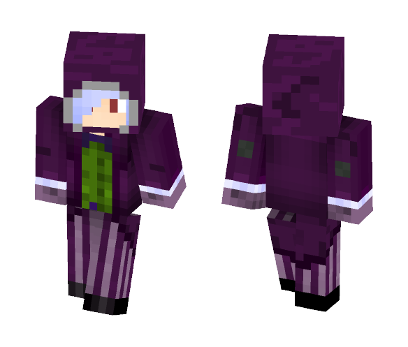My skin AKA The Jokester - Male Minecraft Skins - image 1