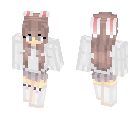 Minecraft Skins: Download Bunny Minecraft Skin For Free. SuperMinecraftSkins
